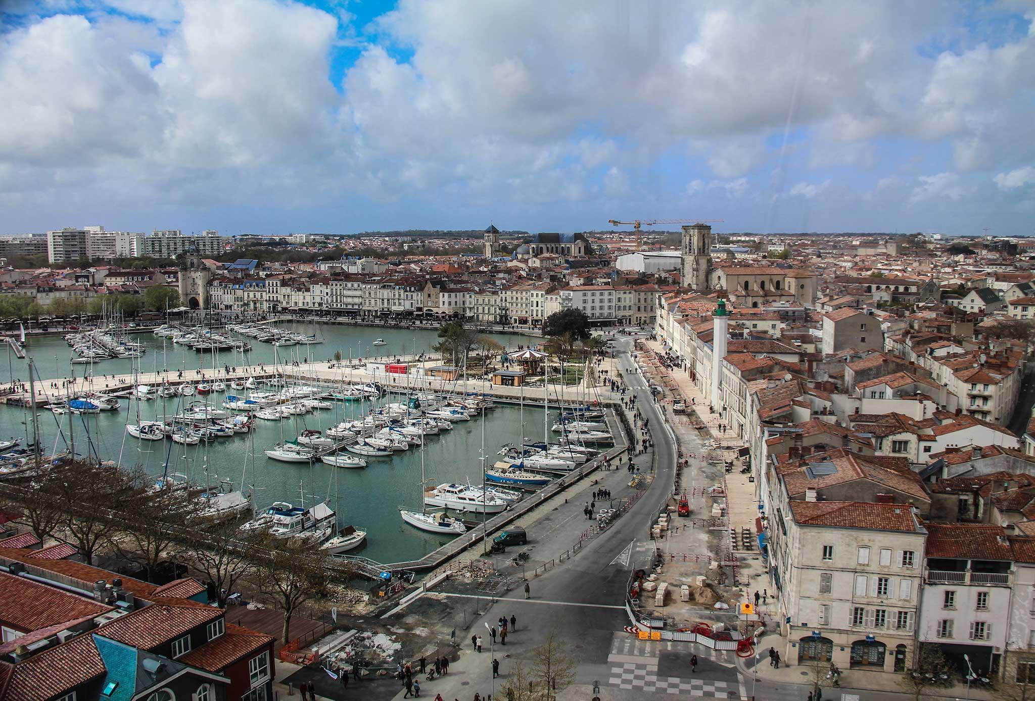 30 nacelles pour visiter La Rochelle autrement